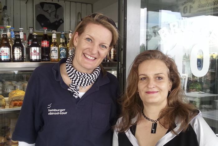 Von der Software-Verkäuferin zur Elbtour-Managerin - Berufsberatung mit Uta Glaubitz