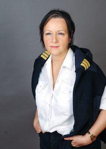 Berufswechsel in Deutschland: Kapitänin aus Berlin
