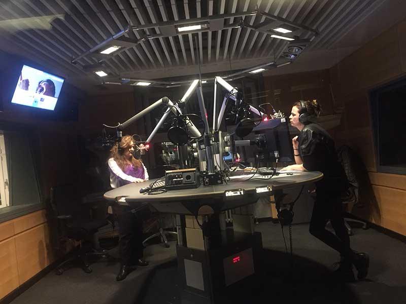 Deutschlandfunk Nova – Podcast mit Uta Glaubitz